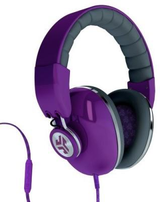 Jlab Bombora Over The Ear Headphones With Universal Mic - Prism / Grigio Gray Headphones