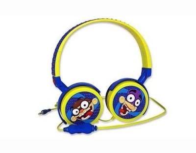 Nickelodeon Fanboy & Chum Chum Multi-Device Stereo Headphones Headphones