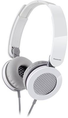 Panasonic Rp-Hxs200E-W Blanc Headphones