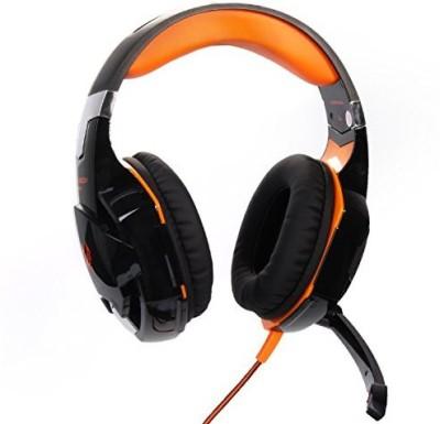 Xcsource Usb Stereo Pc Laptop Gaming Headset Headphone Headband With Mic Black+Th093 Headphones