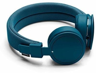 2Po Urbanears Plattan Adv Wireless - Collapsible Headphones With Handmade Drivers, Remote And Sharing Zoundplug - Indigo Wired bluetooth Headphones