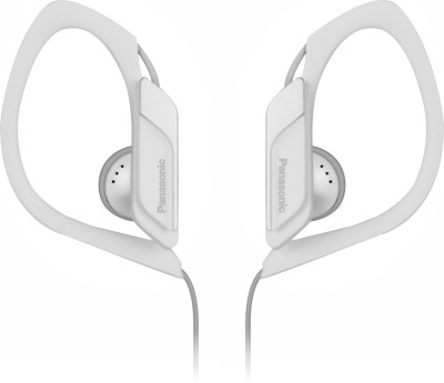 Panasonic RP-HS34ME-W Sports Wired Headphones