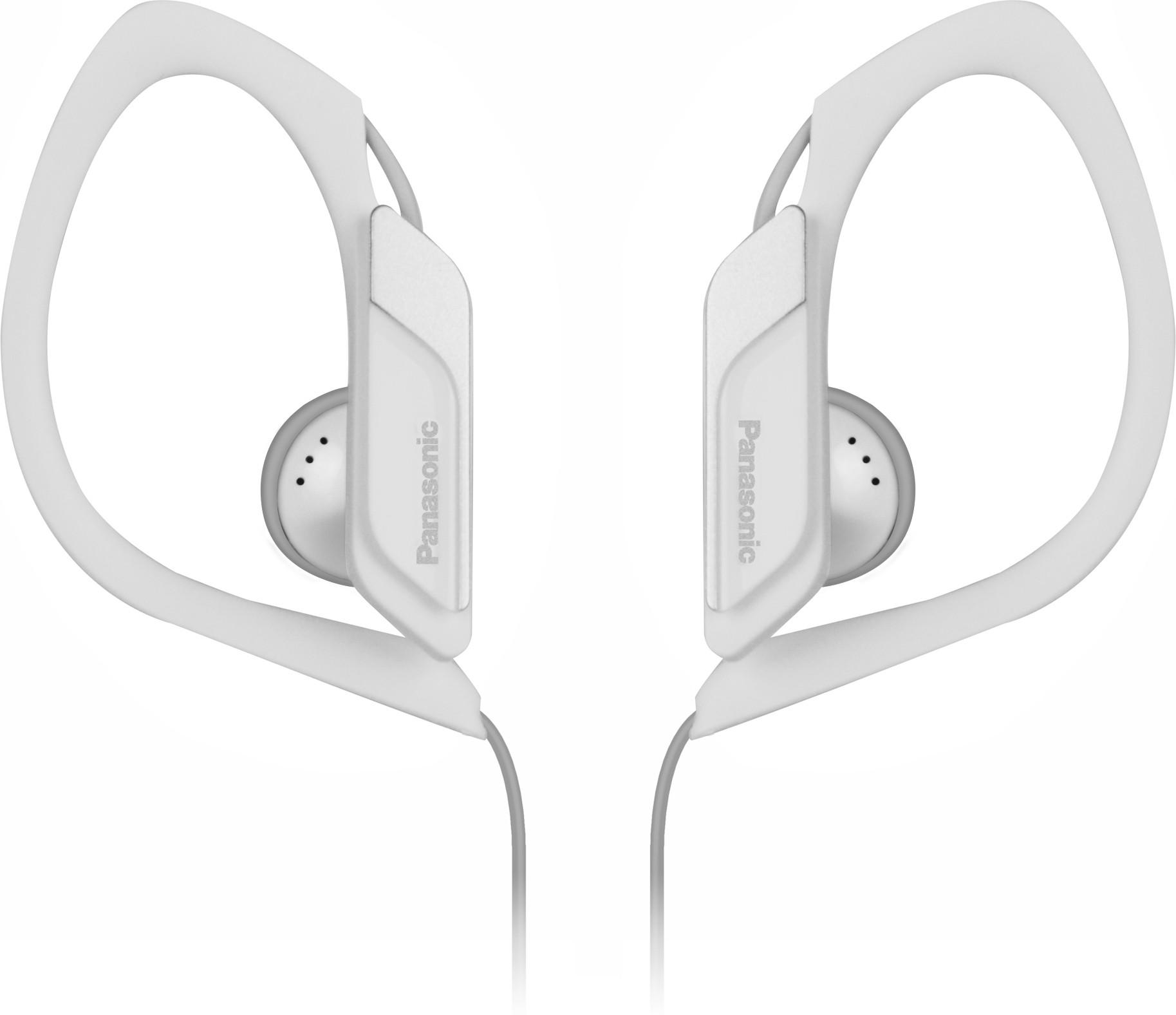 Panasonic RP-HS34ME-W Sports Wired Headphones