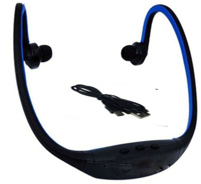 Gatasmay W1 MP3 SPORTS Wired Headphones
