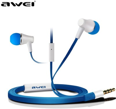 Awei ES 300 i Stereo Dynamic Earphone Wired Headphones