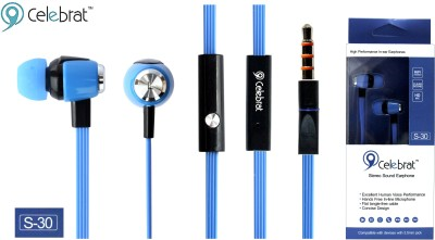 CELEBRAT S30 In-Ear Stereo Headset