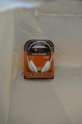 SOROO HP-UUU Stereo Dynamic Headphone With Mic Wired Headphones