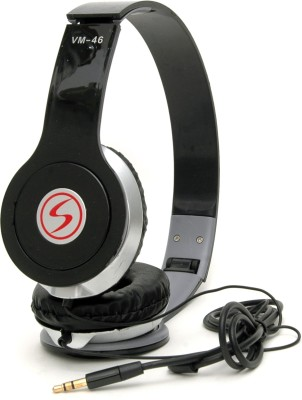 d4d10ae2c85 25%off Signature VM-46 Stereo Dynamic Headphone Wired Headphones