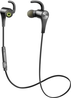 c9ddca7ca12 SoundPEATS Q12 Wireless Headphones Magnetic Earphones Sport In-Ear Secure  Fit Stereo Bluetooth Earbuds Stereo