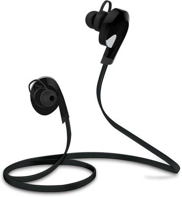 Envent LiveTune ET-BTE001BLACK Wireless bluetooth Headphones(Black)