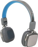 Remax 200HB Stereo Dynamic Headphone blu...