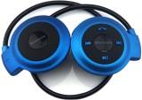 Blubuck Mini-503 stereo dynamic headphon...