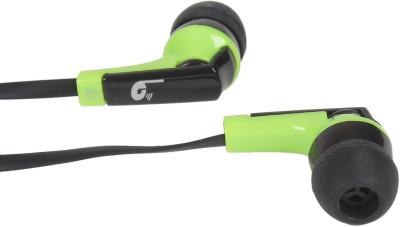 BRAZO BZ10 Stereo Dynamic Wired Headphones