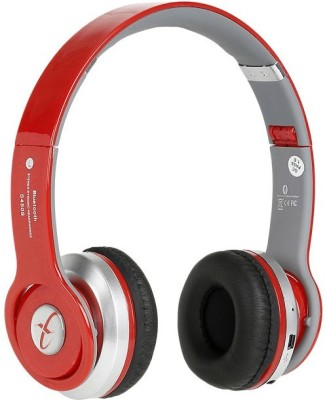 JBJ Superior Quality Solo S450 With Incoming Calling Facility Plus FM Radio Stereo Dynamic Wired & Wireless bluetooth Headphones Wired & Wireless Bluetooth Headset