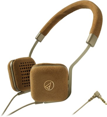 Audio Technica ATH-UN1 Stereo Dynamic Wired Headphones