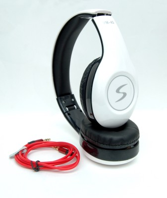 Signature VM-43 Master Sound Stereo Dynamic Wired Headphones
