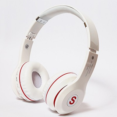 My Style S460white-1 stereo Dynamic Headphone Wired bluetooth Headphones