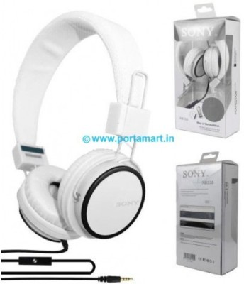 Mobitech XB338 Stereo Wired Headphones
