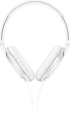 Philips SHL4600WT/00 Wired Headphones(White, Over the Ear)