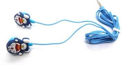 Happoz Doraemon Stereo Wired Headphones