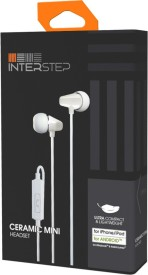 INTERSTEP CERAMIC ONE MINI HEADSET Stereo Wired Headphones
