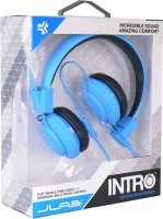 JLab Intro Stereo Wired Headphones