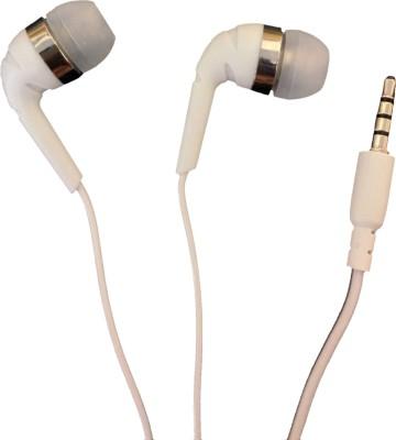 Silco Nano Handsfree/ Earphone for Samsung, HTC, Sony Stereo Wired Headphones