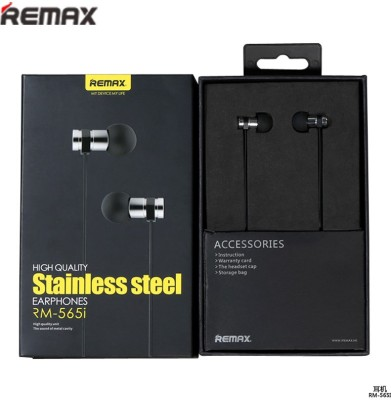 Remax RM-565i Stereo Wired Headphones