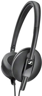 Sennheiser HD 2.10 Headphones(Black, On the Ear)