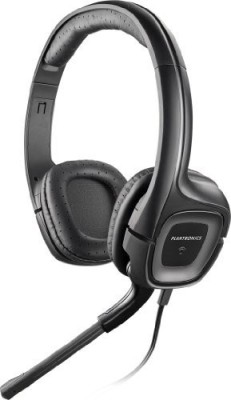 Plantronics Multimedia Headset For Music, Gaming, Voice - .Audio 355 Headphones(Black)