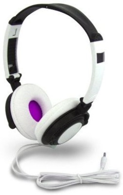 Digital Gadgets Dgitdjh-Pl Dj Style Headphones, (Discontinued By Manufacturer) Headphones