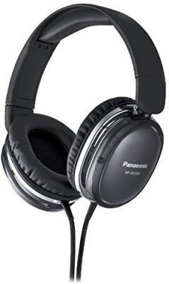 Panasonic Rp-Hx350-K [Support Dts Headphone -X] (Japan Import) Headphones