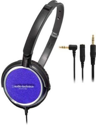 Audio Technica Audio Technica Ath-Fc700A Portable Headphones With 40Mm Neodymium Drivers, (Discontinued By Manufacturer) Headphones