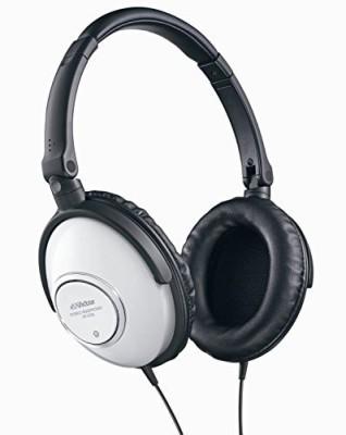 JVC Victor Head-Band Portable Headphones | Hp-S700-W (Japanese Import) Headphones(Black)