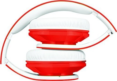 Coby Cvh-803- Jammerz Folding Headphones Headphones(Red)