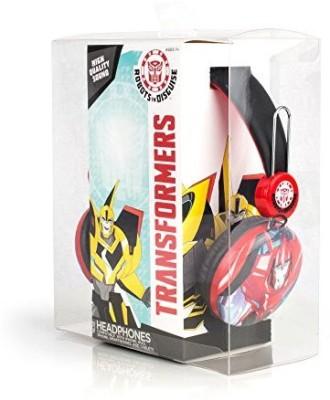 Sakar Over The Ear Kids Safe Headphones (Transformers) Headphones