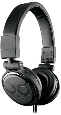Bell,O Digital Bell,O Bdh806Bk Over-The-Head Headphones Headphones