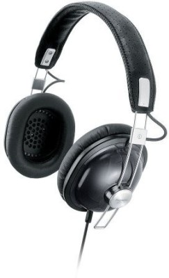 Panasonic Rp Htx7Ek Monitor Headphones Headphones available at Flipkart for Rs.38746