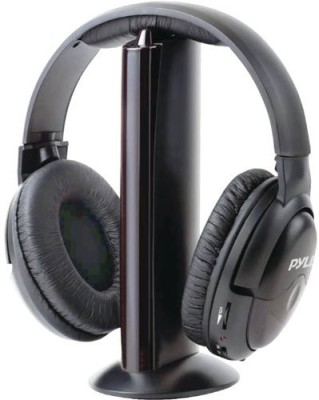 Pyle Home Phpw5 Professional 5 In 1 Wireless Headphone System Wired bluetooth Headphones