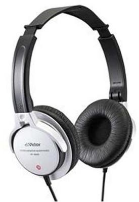 JVC Victor Stereo Monitor Headphones | Hp-M440 (Japanese Import) Headphones(Black)
