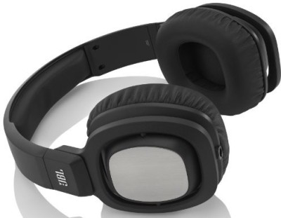 JBL J88I Premium Over-Ear Headphones With Drivers, Rotatable Ear-Cups And Microphone Headphones