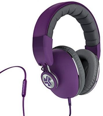 Jlab Bombora Over-Ear Headphones With Universal Mic, Matte /Gray Headphones