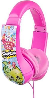 Shopkins Hp2-04033 Kid Friendly Headphones Headphones
