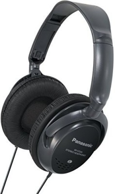 Panasonic Rpht225 Monitor Headphones Headphones(Black)