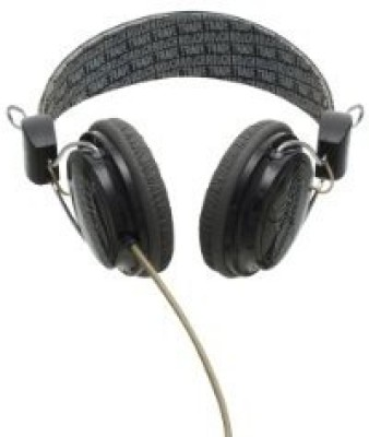 Wesc Rough Trade Headphone () (Discontinued By Manufacturer) Headphones