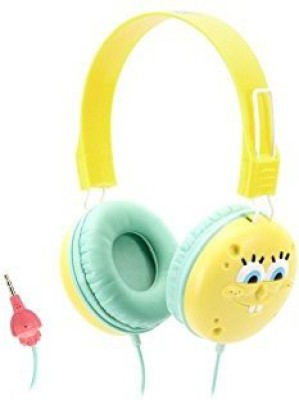 Griffin Technology Spongebob Squarepants Over The Ear Headphones Headphones