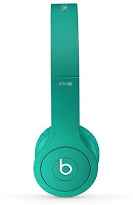 Beats Solo Hd On-Ear Headphone (Drenched In Teal) Headphones