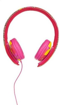 Chicbuds Chic Buds Ear Party Over Ear Headphones With Mic - Leandra Headphones