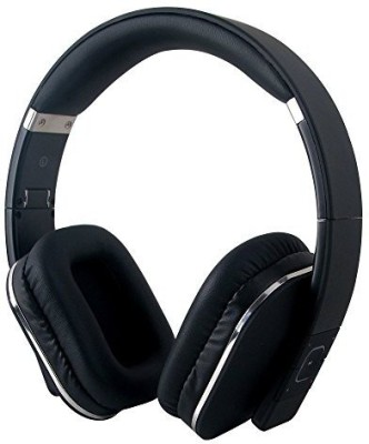 August Ep650 Bluetooth Wireless Stereo Nfc Headphones (Black) Wired bluetooth Headphones