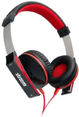 Sentry Industries Inc. Xtraem H2000 Pro Series Studio Style Headphone Headphones